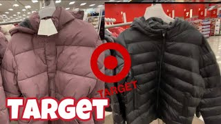 Target Shopping Winter 2020 Winter Coats and Jackets