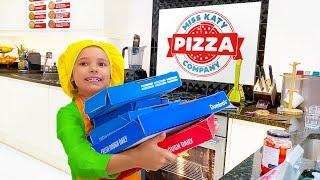 Катя и её новое Pizza cafe Miss Katy