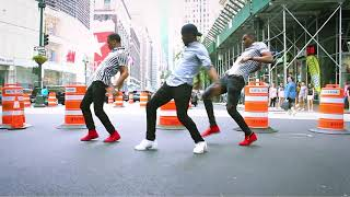 Dave ft Burna Boy  Location official Video Choreography