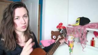 Я на тебе как на войне - учусь под гитару ● Shtukensia лайвкаст