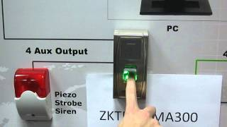 Биометрическая система контроля доступа MA300(, 2012-11-08T14:27:33.000Z)