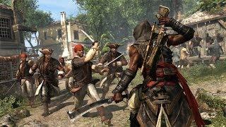 Assassin's Creed: Freedom Cry - Геймплейный трейлер