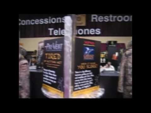 Video tour of Browning 2010 SHOT Show booth.