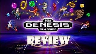 Sega Genesis Classics (Switch) Review (Video Game Video Review)