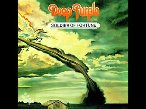 Deep Purple Soldier Of Fortune Перевод