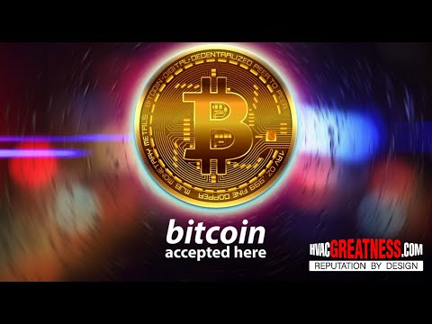 HVAC Contractors: Set up your Crypto Merchant Account NOW!