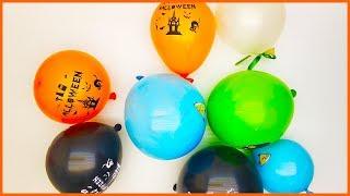 Balondan Ne Çıkarsa Slime, Making Slime with Balloons, Jokerleme