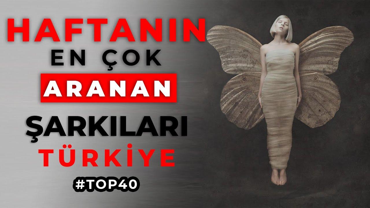 Haftanın En Çok Aranan Şarkıları | Shazam Top 40 Türkiye |9 Nisan 2021|