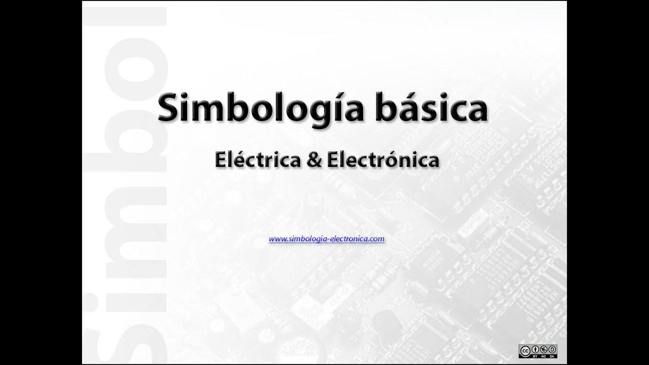 Simbologia electrica europea