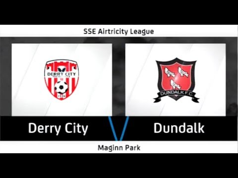 HIGHLIGHTS: Derry City 0-4 Dundalk