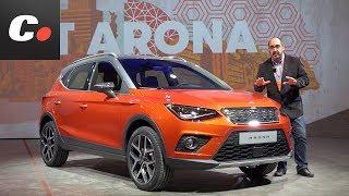 Seat Arona 2018 SUV | Presentación estática / Review en español | Coches.net