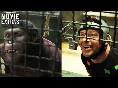Rise Of The Planet Of The Apes 'WETA Vfx' Featurette (2011)