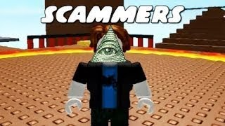 An idiot is trying to scam me... | roblox