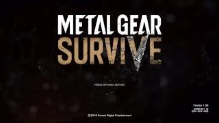 一緒に今日のクエストやりませんか?  play with talking!!   Metal Gear Survive