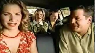 Funny TV ad - A fart in the car