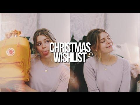 TEEN CHRISTMAS WISHLIST 2017! christmas gift guide