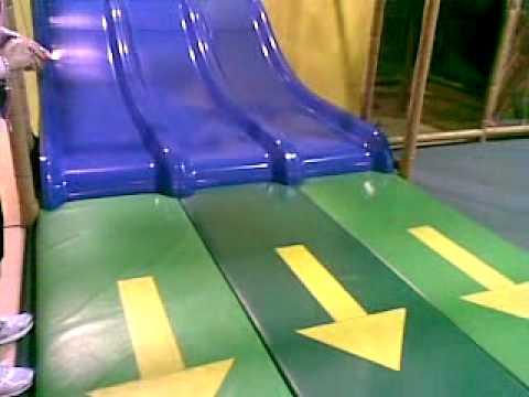 Matty on slide