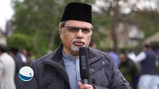 Belgium Ahmadi Muslims mark Eid al Fitr 2021