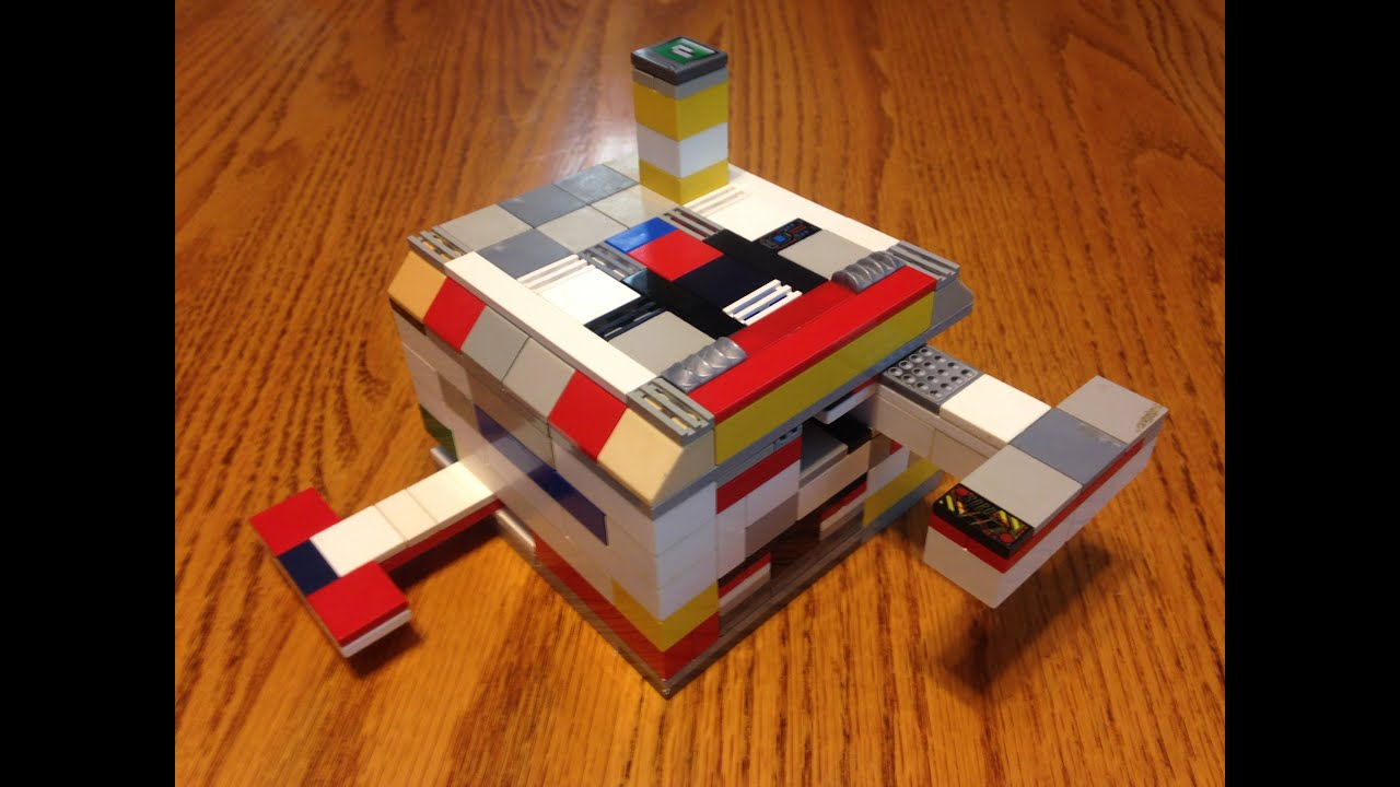 Awesome Lego Puzzle Box Super Hard Youtube