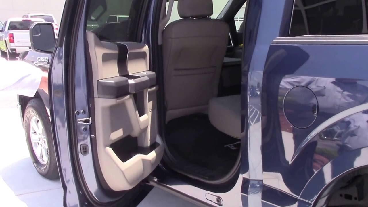 2015 Ford F150, Hubert Vester Chevrolet, Wilson, NC, Walk Around