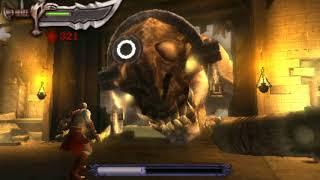 Тест God of War Chains of Olympus в RemoteJoyLite