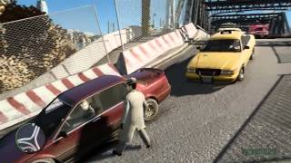 One of SpeirsTheAmazingHD's most viewed videos: Tsunami Hits GTA IV
