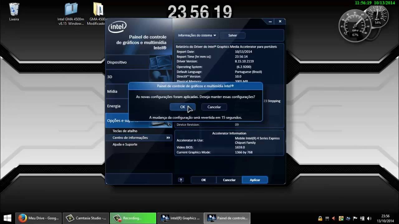 Intel Graphics Download Driver Intel Gma 4500m V8.15 Windows 8.1 X86/x64