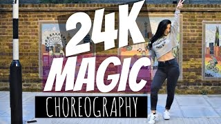 24K MAGIC Bruno Mars Dance Choreography