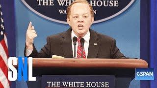 Sean Spicer Returns (Melissa McCarthy) - SNL thumbnail