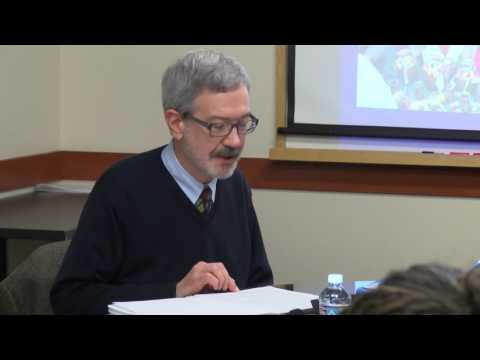 Talk by Charles Orzech at Stanford University