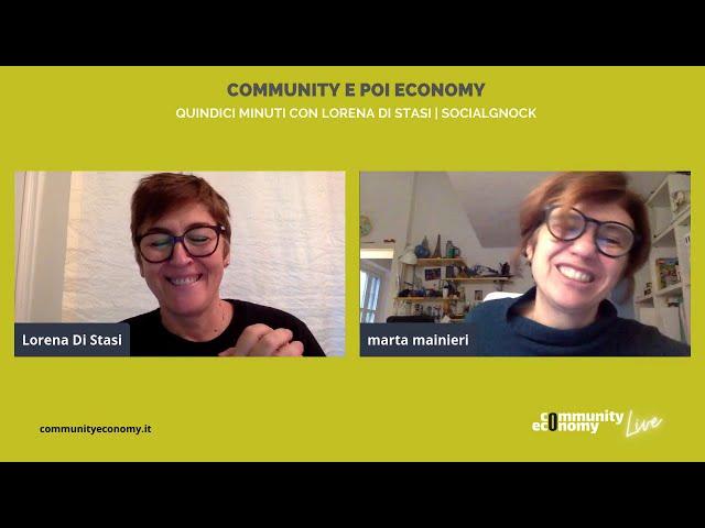 Ep.4 | Lorena Di Stasi | Founder Socialgnock