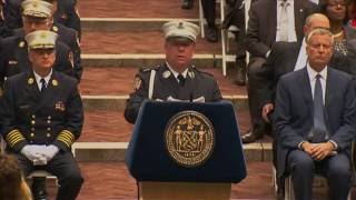 Mayor de Blasio Delivers Remarks at Annual FDNY Memorial Day Ceremony