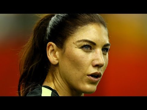 Hope solo dating jerramy stevens