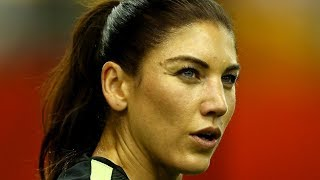 Whatever Happened To Usa Goalie Hope Solo?