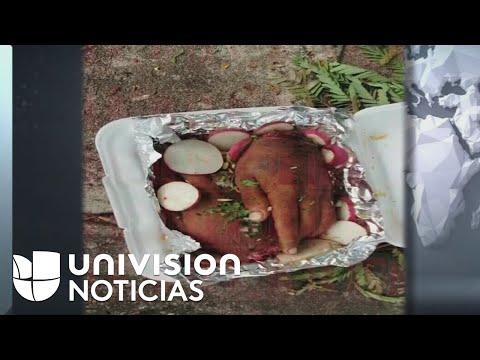 Encuentran manos mutiladas en un plato con vegetales en Acapulco