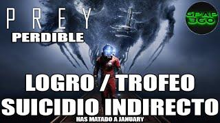 Video de Prey   Logro / Trofeo: Suicidio indirecto