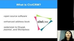 What is CiviCRM?