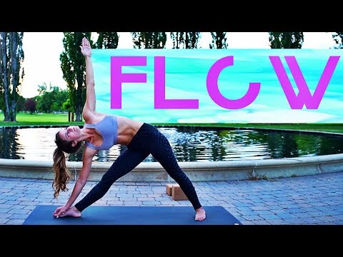 Power Yoga Flow (Strengthen Your Body And Mind!)