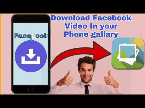 How to Download Facebook Videos In your phone||2018 Best Fb video Downloader