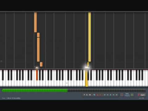 Feeling Good Piano Tutorial Youtube