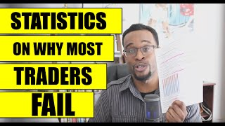 FOREX Trading Education: Statistics on Why Most FOREX Traders Fail