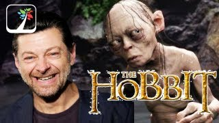 "The Hobbit - Andy Serkis ""From Golum To Director"" Exclusive Interview - BlackTreeTV"