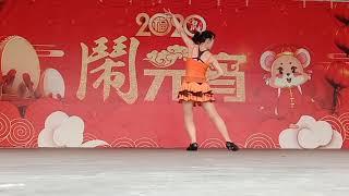 中正律動舞蹈班-昨暝的雨