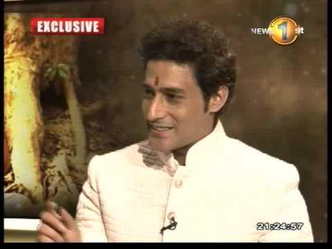 Newsfirst_Gagan... Gagan Malik In Sri Siddhartha Gauthama