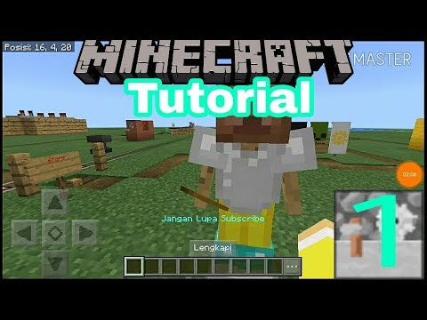 Cara Membuat Minecraft Machinima Minecraft Tutorial Indonesia (1)