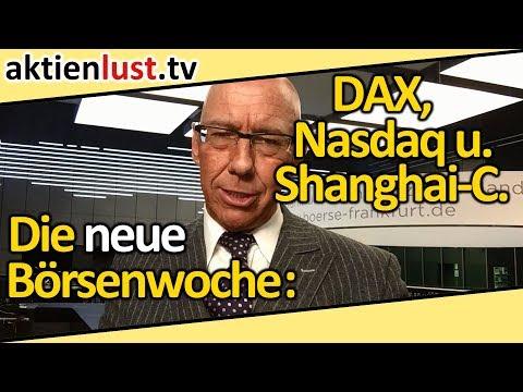 DAX, Nasdaq, Shanghai Composite | aktienlust | Mick Knauff
