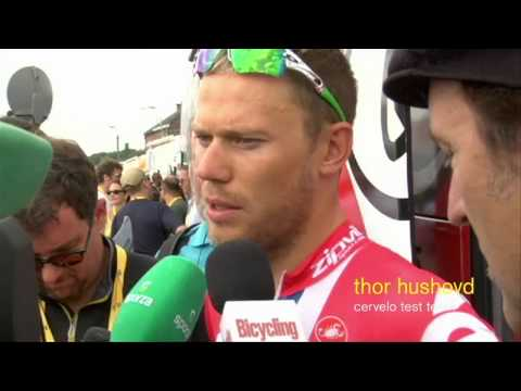 The 2010 Tour de France: Riders React to Cobbles and Climbs