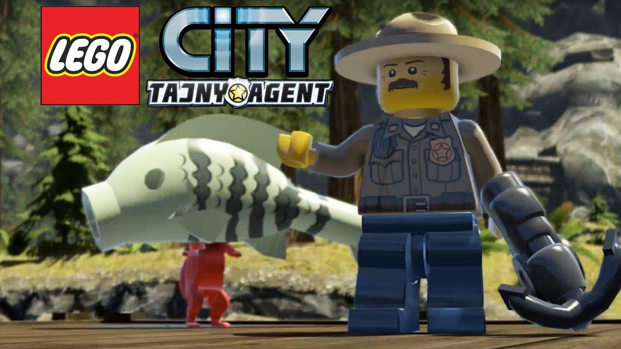 Zagrajmy W Lego City Tajny Agent Pl 2 Spotkanie Z Szeryfem I