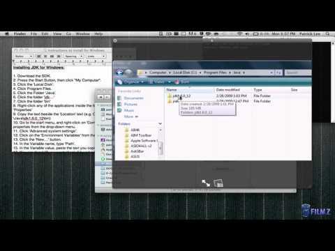 01---java-programming-tutorial---installing-the-jdk-(mac,-windows,-linux)