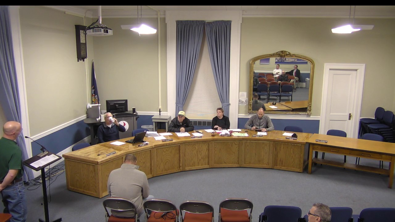 City of Plattsburgh, NY Meeting  11-22-16